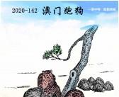 2020-142期 澳门跑狗图 跑马图